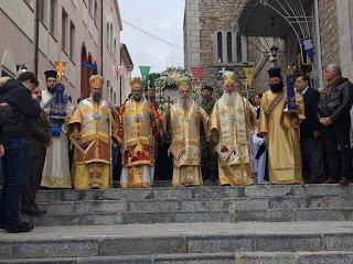 Η Εορτή των Εισοδίων της Θεοτόκου στην Αρχόντισσα της Ρούμελης | ΘΗΒΑ REAL NEWS