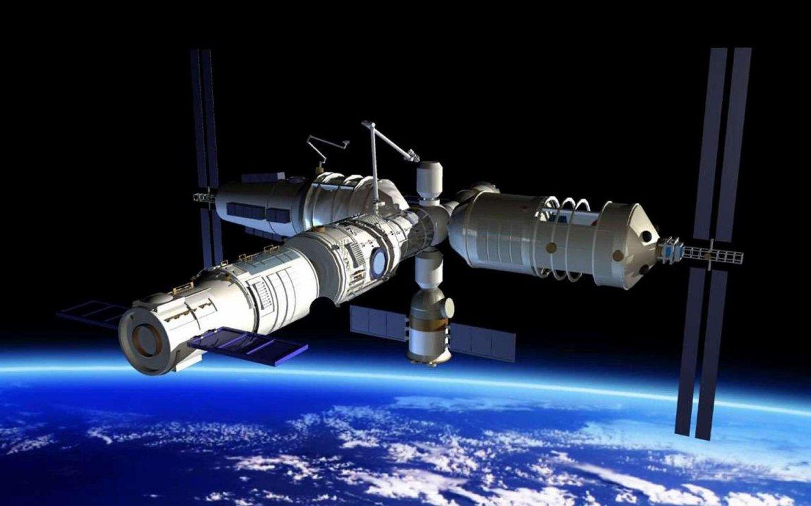 Chine : le succès de la mission Tianzhou ouvre la voie à la construction de sa station spatiale