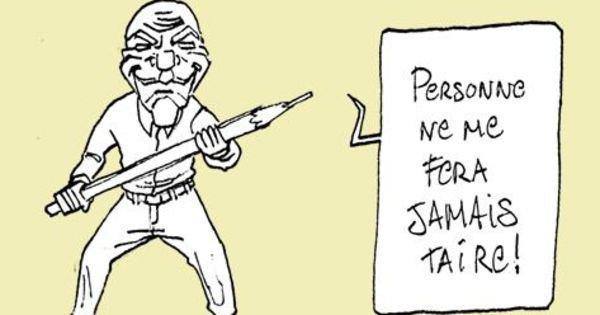 Coco, dessinatrice rescapée de l'attaque de « Charlie Hebdo » : « Il ne faut pas céder »
