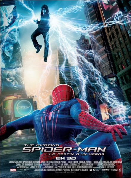 The Amazing Spider-Man : le destin d'un Héros » Films et Séries en streaming gratuit sur Vk.com | Netu.tv | YouWatch | ExaShare | UptoStream