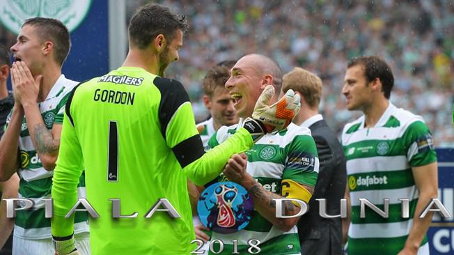 Harapan Skotlandia Kepada Pemain Celtic – Piala Dunia 2018