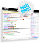 ZIPALO.COM - n�1 sur le Chat en France.
