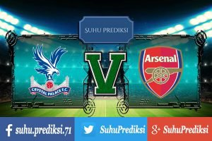 Prediksi Bola Crystal Palace Vs Arsenal 11 April 2017