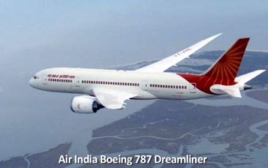 Inde : le pare-brise d'un Boeing 787 Dreamliner se fissure à l'atterrissage