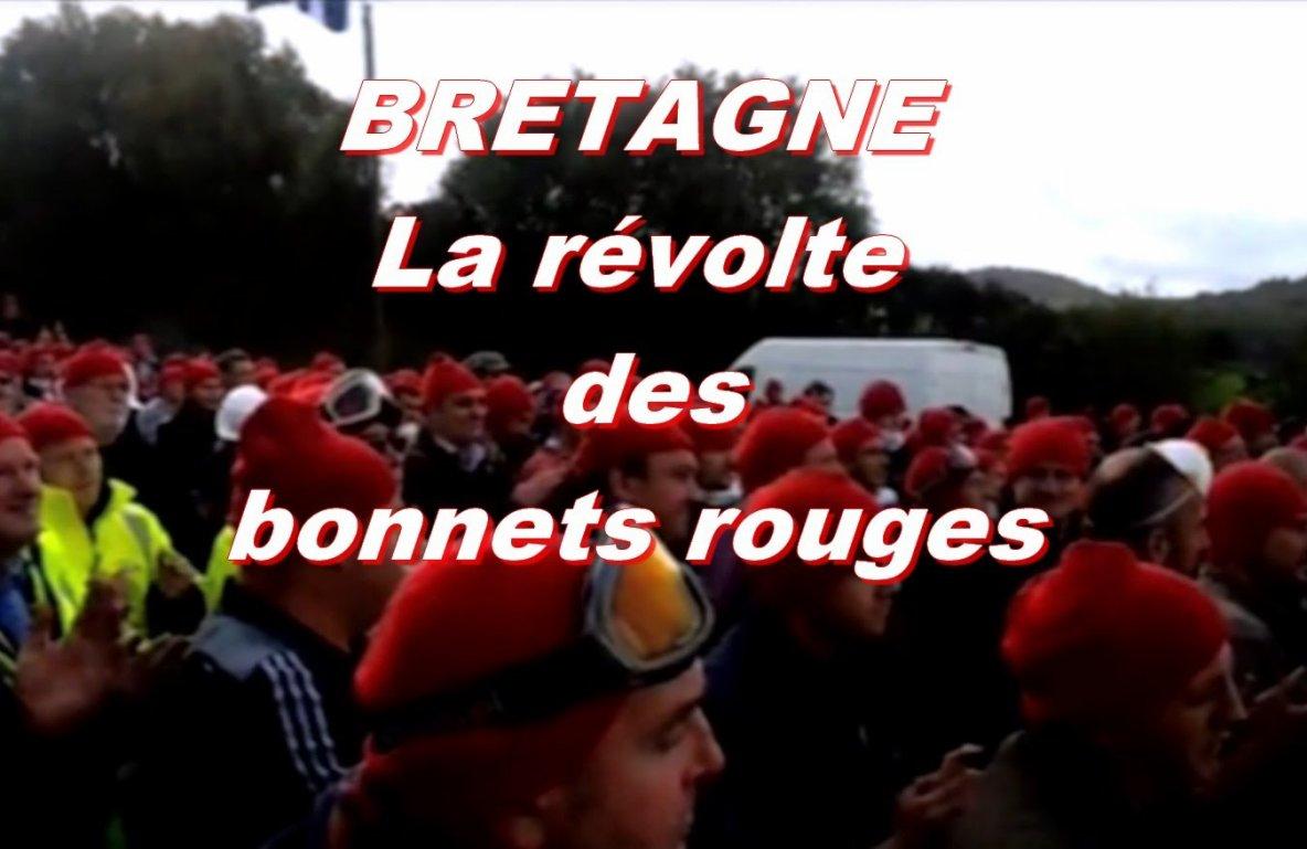 revolte des bonnets rouge