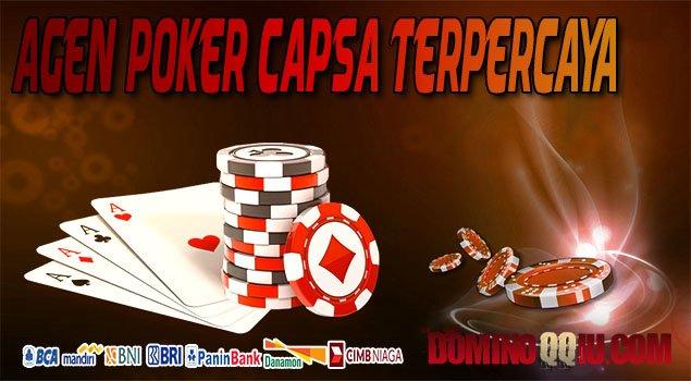 Agen Capsa Poker Online Terpercaya