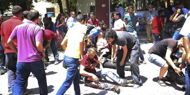 Attentat suicide en Turquie: au moins 28 morts