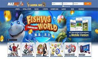 Suka Judi Online: Game Judi Tembak Ikan MAXBET Uang Asli Smartphone Android iOS
