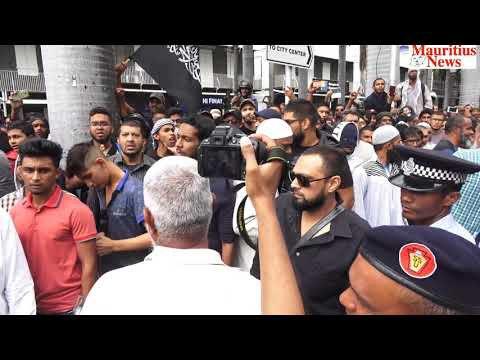 Un islamiste radicalisé nommé Javed Meetoo à l'origine de l'annulation de la Gay Pride de l'Île Maurice - LNO