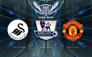 Prediksi Swansea City vs Manchester United 21 Februari 2015