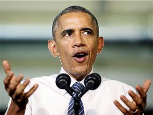 I am proud of saving the American economy: Barack Obama - Blog