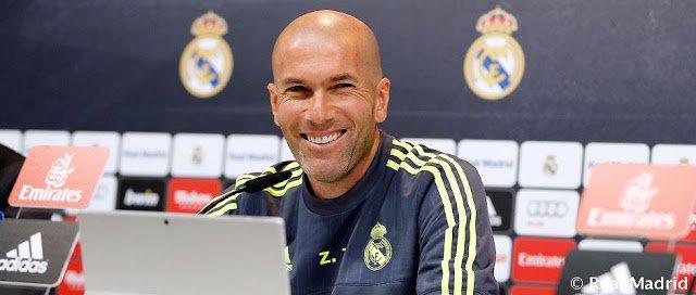 """Real Madrid: Zidane : """"Ma préoccupation est de sortir de cette situation tous ensemble"""""""