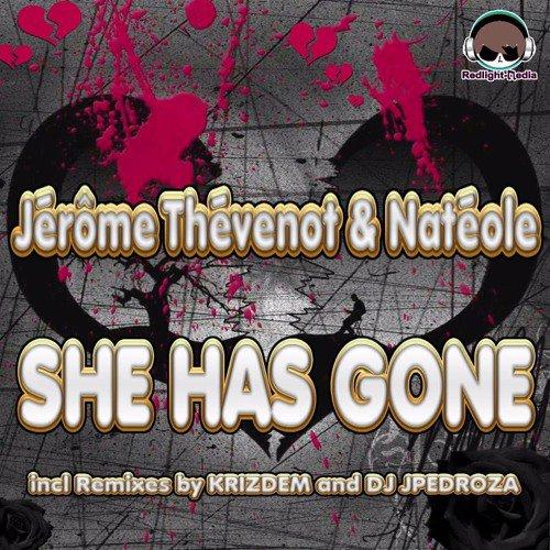 Jérôme Thévenot & Natéole - She Has Gone. ( Krizdem -EDM Edit Radio )