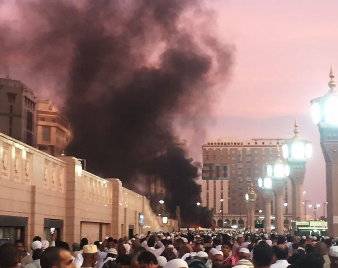 Bombing near 1 of Islam's holiest sites in Saudi kills 4 | Top Story