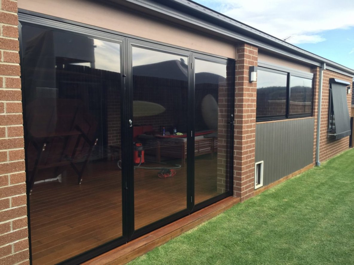 Replace your PVC Ziptrak with Accolade® Weather Screen - Accolade