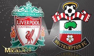 IDN SPORTSBOOK MACAU303: Prediksi Judi Bola Liverpool vs Southampton 7 Mei 2017