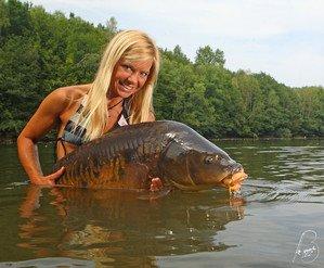 Babs Webseite - Babs Kijewski´s Seite über das Angeln auf große Fische.