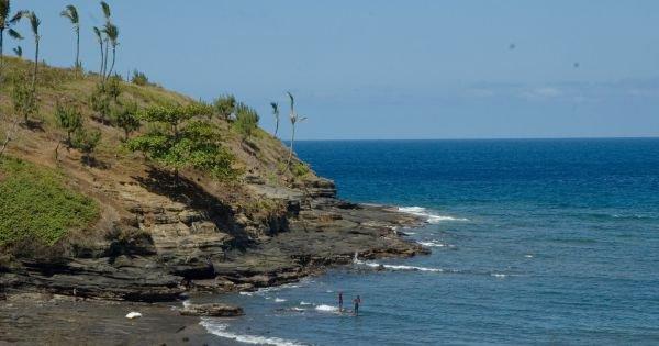 L'île d'Anjouan de l'archipel des Comores, exaltation des sens