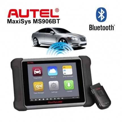 US$1,250.00 - AUTEL MaxiSYS MS906BT Auto Diagnostic Scanner Update Online Free 2 Year