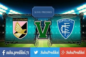 Prediksi Bola Palermo Vs Empoli 29 Mei 2017