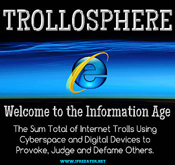 Internet Trolls: Bringing Dissension and Racism to Cyberspace