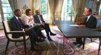 Vidéo - Interview du Président de la République à la veille de son déplacement en Afrique - Présidence de la République