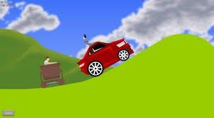 Happy wheels demo game