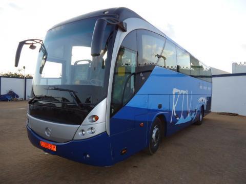 La compagnie de transport Rimbo Transport Voyageurs (RTV) cause la mort de 10 personnes et 1 blessé dans un accident aux alentours de Doutchi | Africatime
