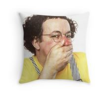 'coluche' Coussin by Ali-87