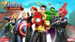 MARVEL Avengers Academy 2.1.0 Apk