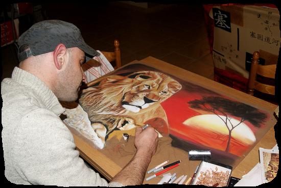 Nouveau site web: L'atelier pastel de Seb | Portrait d'après photo...