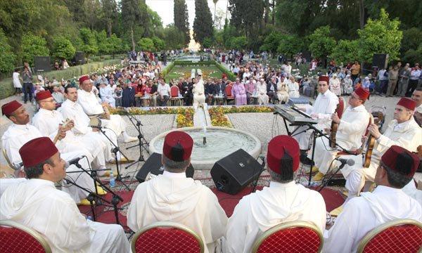 Musique andalouse : Fès, un hymen à la tolérance - LE MATIN.ma