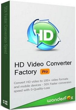 HD Video Converter Factory Crack License Free download