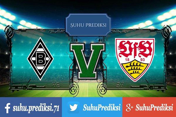 Prediksi Bola Borussia M'Gladbach Vs Stuttgart 19 Desember 2017