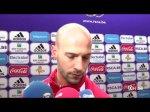 Laurent Ciman : 'On n'a pas été à la hauteur du match'