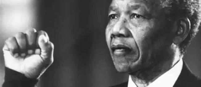 R.I.P. NELSON MANDELA Liberté Egalité Fraternité (l)