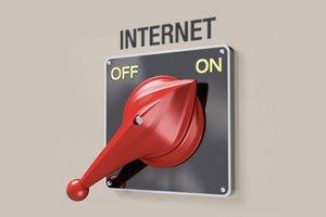 Couper Internet en France: possible ou pas?