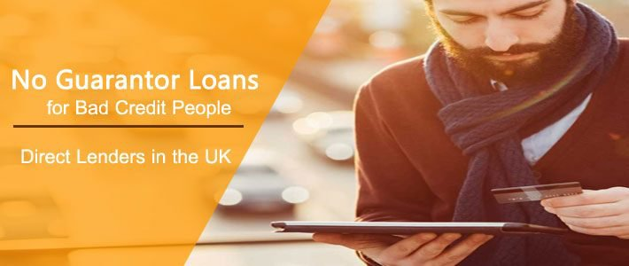 Can your bad credit score and unemployment get you no guarantor loans?