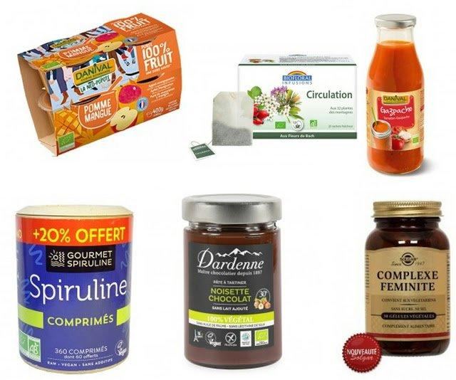 Produits Naturels et Biologiques en vente sur internet en France - Coupon France