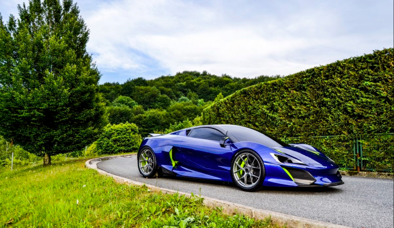 DSD Design Motorsport launches its first hypercar: The Boreas