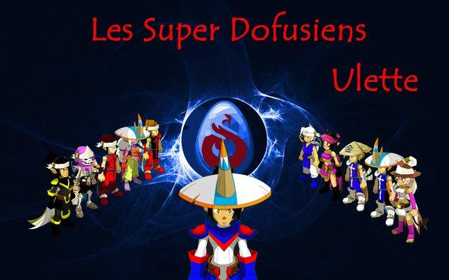 Les Super Dofusiens