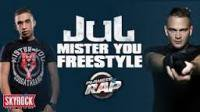 Jul et Mister You en freestyle dans Planète Rap !