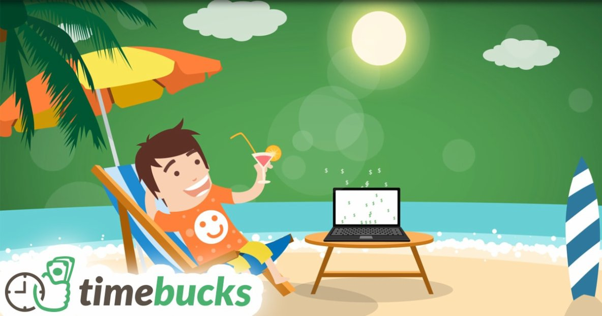 TimeBucks - Get Paid To Do Online Tasks