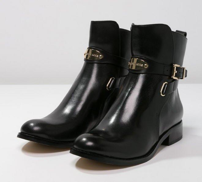 michael michael kors arley bottines black bottines femme zalando tendance mode femme. Black Bedroom Furniture Sets. Home Design Ideas