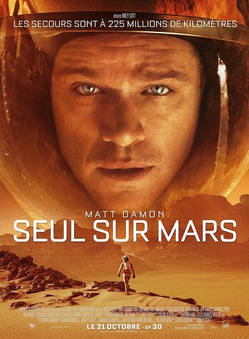 Seul sur Mars - Films Streaming HD en Francais