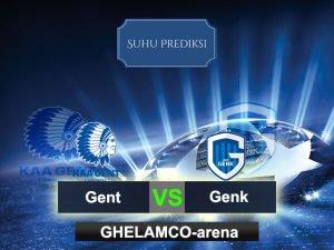 Prediksi Bola Gent Vs Genk 10 Maret 2017