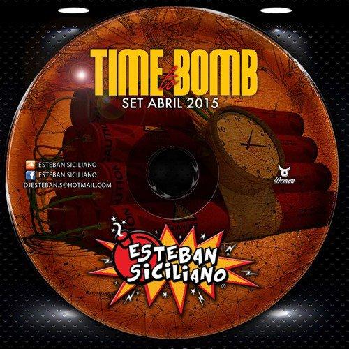 Esteban Siciliano -Time To Bomb (Abril 2k15)