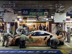 Porsche fait gagner son gros cochon aux 24 Heures du Mans 2018