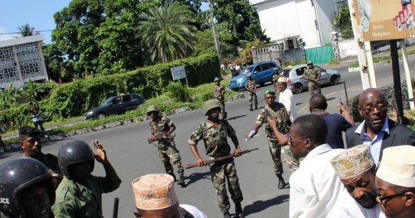 «Seule une révolution peut aujourd'hui sauver les Comores»