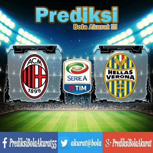 Prediksi Bola AC Milan Vs Hellas Verona 14 Desember 2017